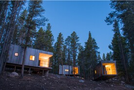 Colorado Outward Bound Year-Round Micro Cabins