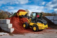 Compact wheel loaders from John Deere