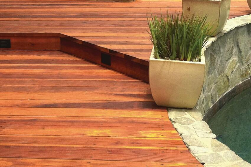 Renewed Focus on Wood Decking