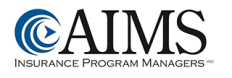 AIMS Insurance Program Managers, Inc. Logo