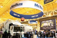McNeilus Highlights Refuse Vehicles