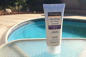 The Next Big Swimming Pool Danger: Sunscreen?