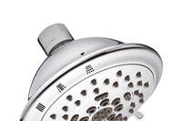 New efficient showerhead from Danze