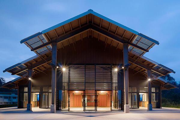 'A'ali'ikuhonua Creative Arts Center in Makawao, Hawaii.