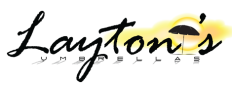 Layton Umbrellas Logo