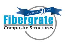 Fibergrate Composite Structure, Inc. Logo