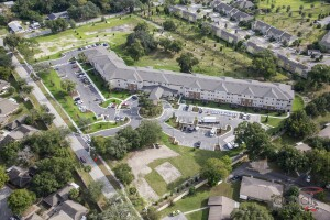 Picerne Real Estate Group partnered with the DeLand Housing Authority to build Laurel Court Senior Apartments in DeLand, Fla.