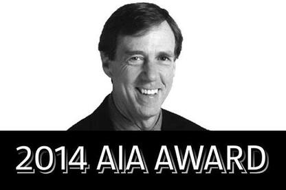 Harrison Fraker Receives the AIA/ASCA 2014 Topaz Medallion Award