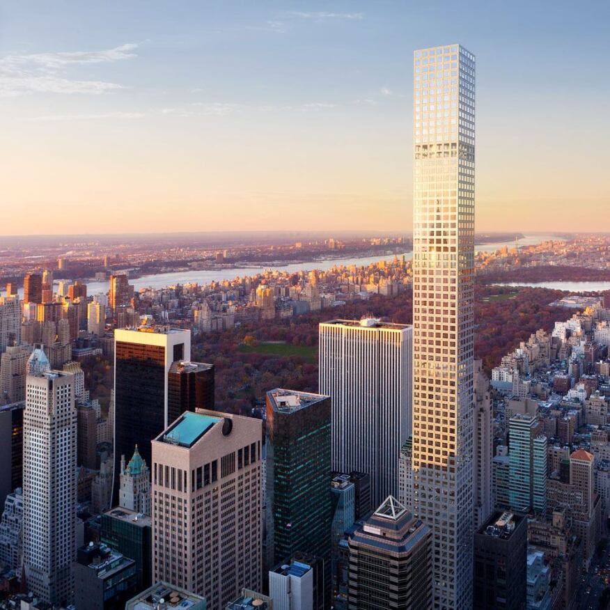 432 Park Avenue, New York.