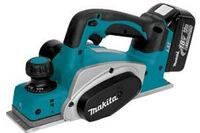 Cordless Planer from Makita