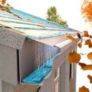 This Gutter Can Harvest Rainwater for Drinking