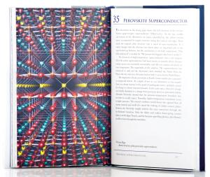 BOOK    Princeton geology professor Kenneth Deffeyes and his son, illustrator Stephen Deffeyes, have combined their respective talents in the book Nanoscale: Visualizing an Invisible World. In it, they reveal the atomic architecture of things most people take for granted, like air, and some most people don't even know about, like perovskite, a mineral found at the center of the Earth. The younger Deffeyes presents the structures in 3D illustrations that occasionally verge on the psychedelic. Brief essays—surprisingly engaging for quantum mechanics—explain each substance's significance, which is sometimes as simple as pure beauty of form.    $21.95; MIT Press    Hannah McCann
