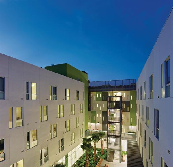 San Francisco Apartments For Rent By Owner: Drs. Julian And Raye Richardson Apartments