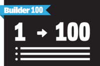 BUILDER 100: The 2017 List