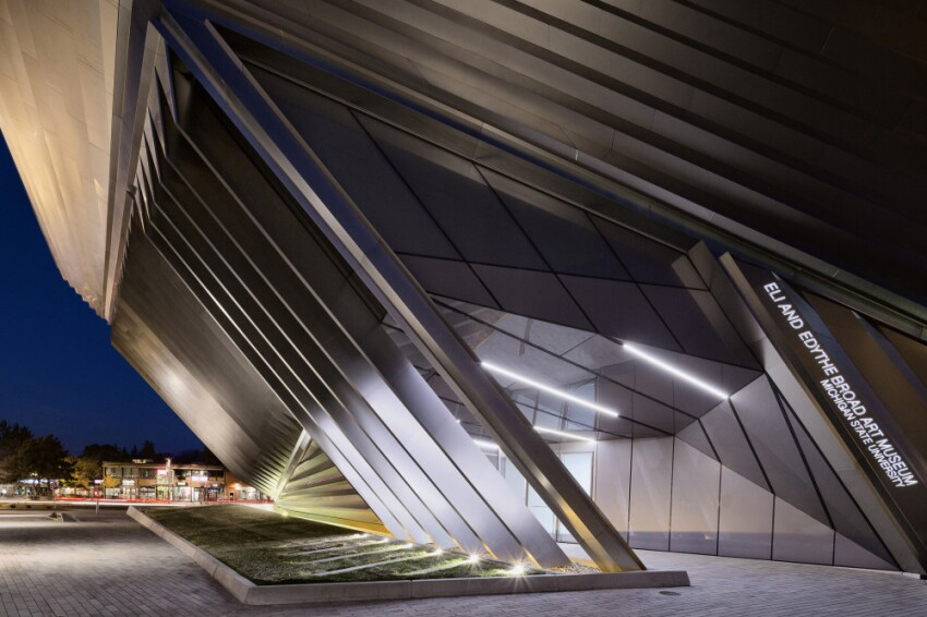 The Eli and Edythe Broad Art Museum at Michigan State University
