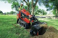 Mini-skidsteer loader