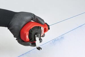 A Close Look at Two Chalk Lines