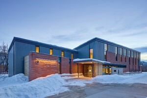 The Rocky Mountain Institute's New HQ Has No Central Heat