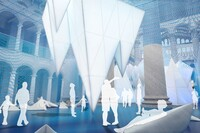 Icebergs Ahead for James Corner Field Operations at National Building Museum