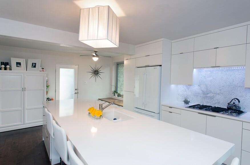 Tarrytown Mid Century Modern Residential Architect