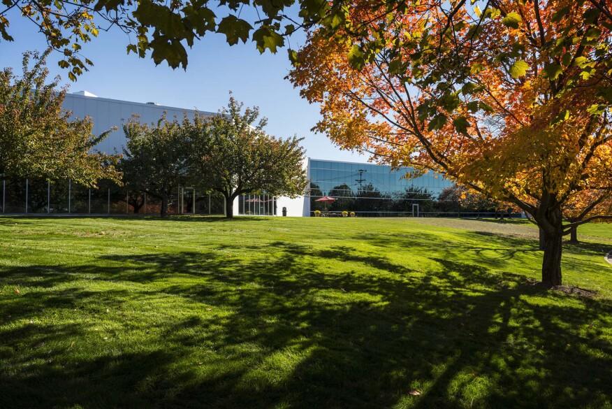 Amerlux's new headquarters in Oakland, N.J.