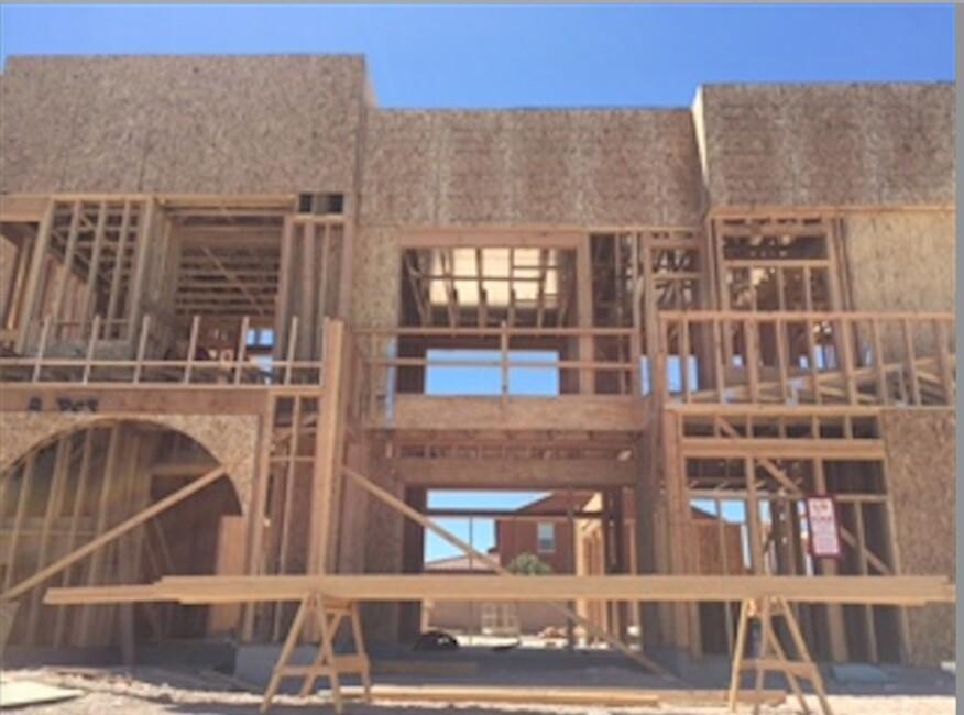 BUILDER Responsive Home, Inspirada, Henderson, Nev., by TRI Pointe Group's Pardee Homes
