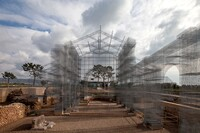 Edoardo Tresoldi's Ghost Cathedral for Siponto