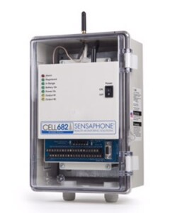 The Sensaphone CELL682 system
