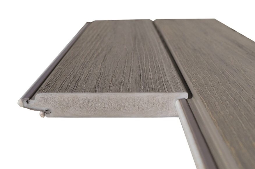 13 hot new decking products and accessories prosales - Tongue and groove exterior decking ...