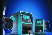 Watson-Marlow Qdos 60 peristaltic metering pump