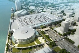Cobo Center Renovation and Expansion