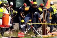Workers Injured, Killed In Trench Collapses