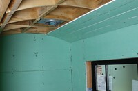 Tiling Bathroom Ceilings