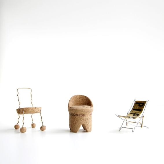 Design Within Reach Chooses Champagne Chair Contest Winners