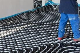 Under Floor Heating System
