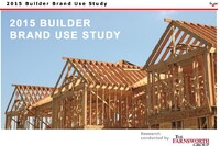 Home Building Products Brand Use Study