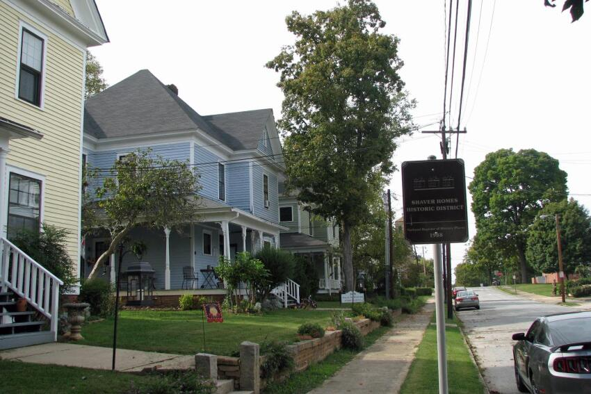 N.C. Towns Seek Compromise on Home Design Controls