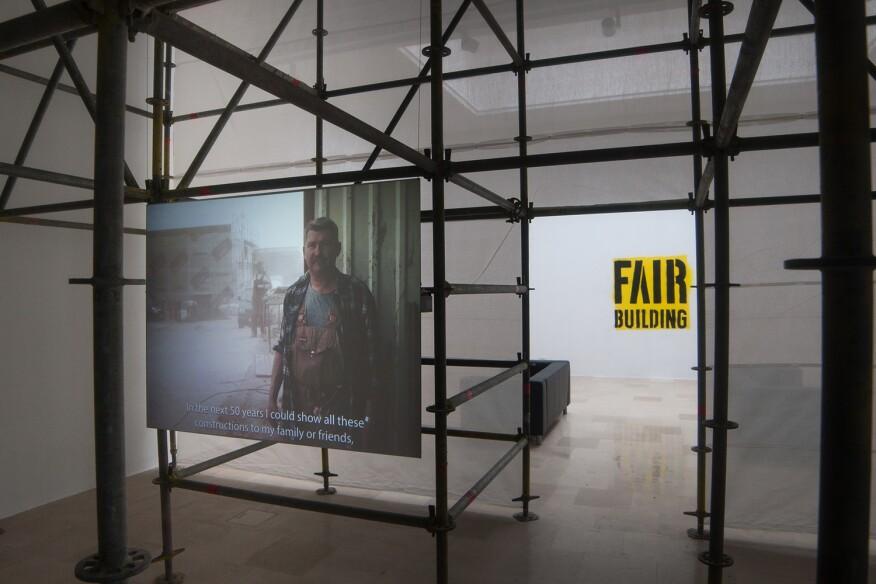 Fair Building, Polish Pavilion at the Biennale Architettura 2016