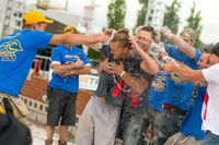 Legault Wins 2014 SPEC MIX BRICKLAYER 500 Regional Competition