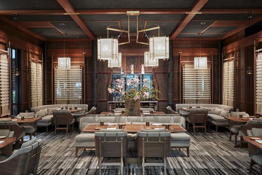 Garrett Rowland SingleThread This Week The James Beard Foundation Recognized Two Restaurants
