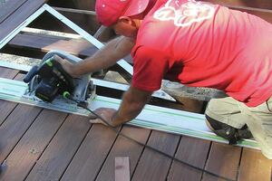 Track Saws for Deck Builders