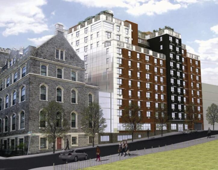 The Fortune Academy Complex Will Offer Affordable, Green Living.