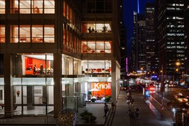 Knoll Flagship Showroom, Offices and Shop
