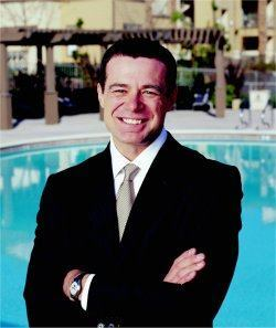 Thomas W. Toomey, president and CEO of United Dominion Realty TrustEdward Carreon