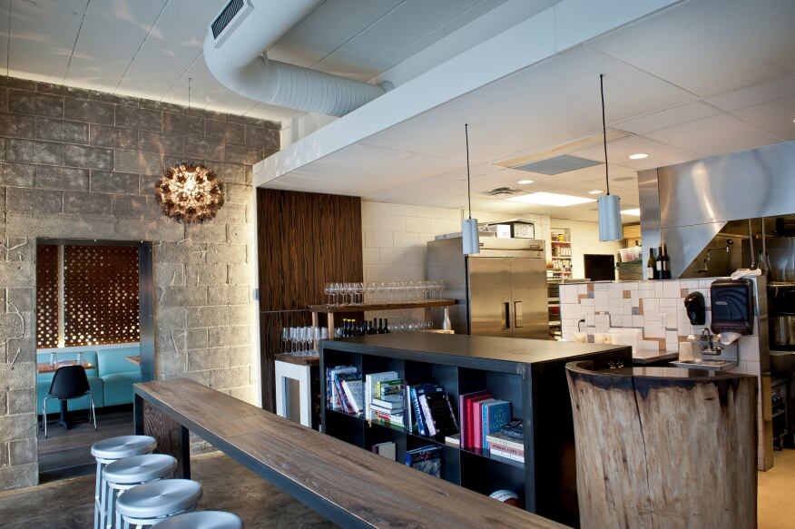 Recess + Room 4 Restaurant, Indianapolis, Ind. by Demerly Architects