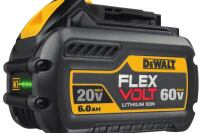 The DeWalt FlexVolt Battery Platform