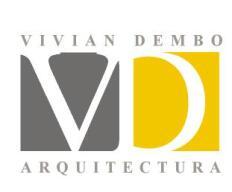 VDA Vivian Dembo Arquitectura Logo