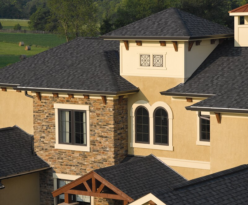 Certainteed Offers The Industry S Widest Asphalt Shingle