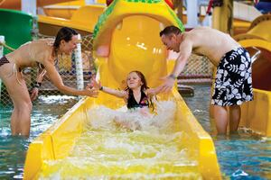 It List: Amenities Mix: Kalahari Resorts, Sandusky, Ohio