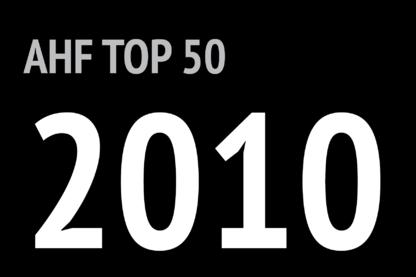 2010 AHF Top 50
